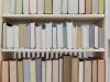 Bücherregal - Detail